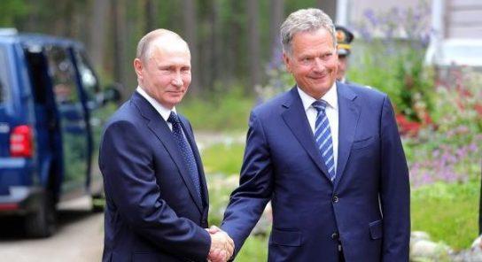 Президента Финляндии переизбрали из-за умения дружить с Россией