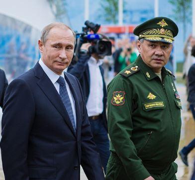 Путин внес изменения в Устав Вооруженных сил России