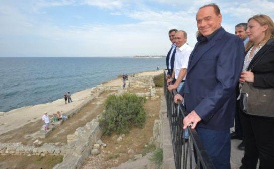 Сильвио Берлускони мечтает о собственной даче в Крыму