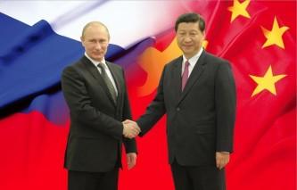 Путин поздравил Си Цзиньпина с 68-й годовщиной КНР