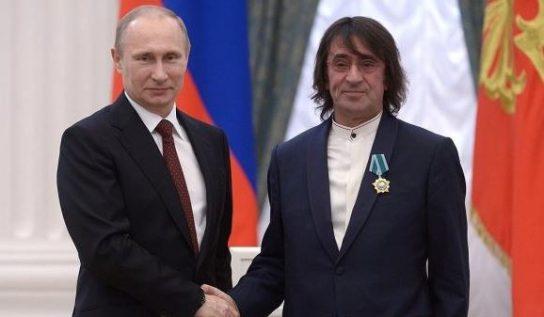 Владимир Путин поздравил Юрия Башмета с двойным юбилеем