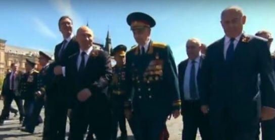Путин «отбил» ветерана у своей охраны