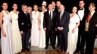 Путин встретился с параолимпийцами и участниками чемпионата «Абилимпикс»