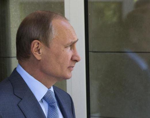Рейтинг Владимира Путина с 2012 по 2018 гг
