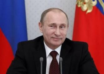 Путин: Российская экономика набирает обороты