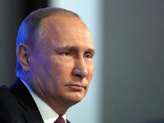 Путин поприветствовал участников саммита «Россия-исламский мир»