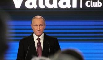 Ключевые «валдайские» заявления Путина