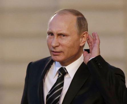 Владимира Путина услышали на Западе