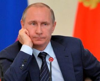 Time намерен объявить Путина «человеком года»