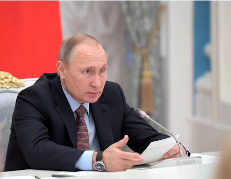 Путин: Для выполнения намеченных планов необходимо более тесное взаимодействие законодателей и правительства