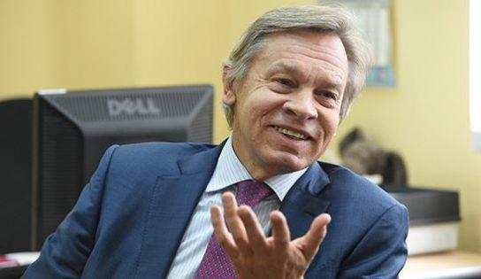 Пушков предложил Петру Порошенко подать в отставку