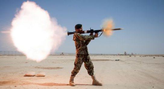 Новейшие немецкие «Леопарды» до смерти боятся старых российских РПГ-7