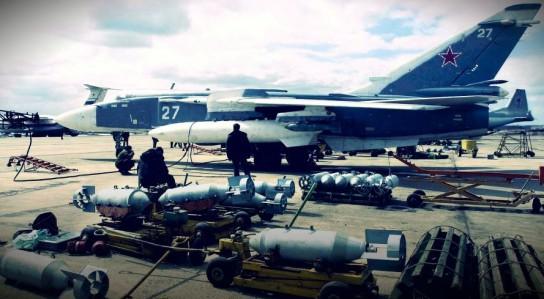 Путин назвал военную операцию в Сирии «тренировкой» для ВС России