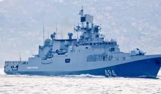 Латвия в панике: Мимо проплыли корабли ВМФ РФ