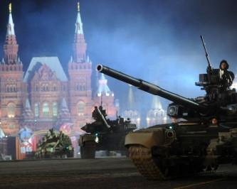 Россия достигла пределов своих военных расходов