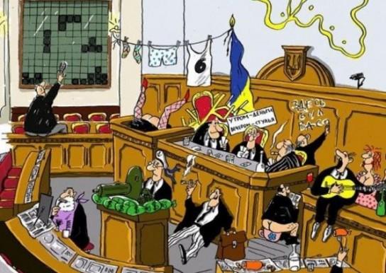 Европа недовольна новыми украинскими законами
