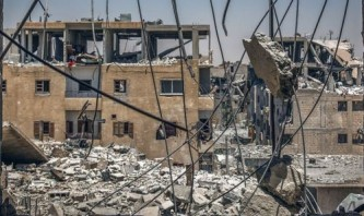 США хотят сделать из Ракки столицу «другой Сирии»