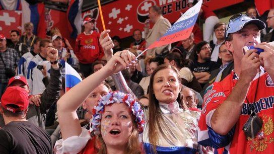 Российским болельщикам не запрещено демонстрировать национальную символику на Олимпиаде
