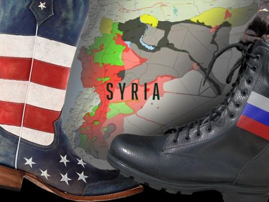 США не скрывают свою агрессию против Сирии