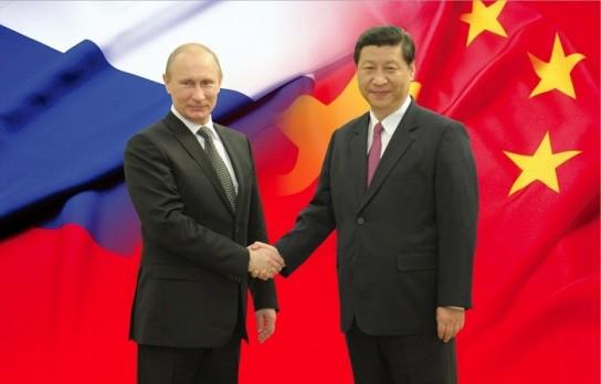 Пока Запад выясняет отношения, РФ и КНР развивают сотрудничество