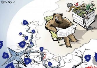 НАТО сознательно нарушает баланс сил в Европе