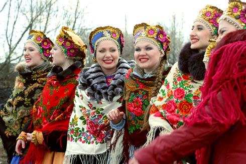 Российские женщины ни в чем не уступают мужчинам