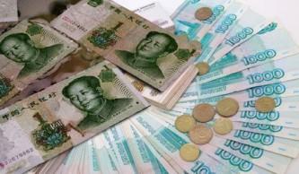 Россия и Китай создали международную платежную систему исключающую участие доллара