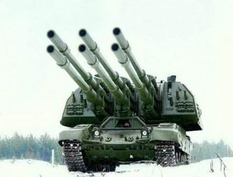 NI советует Пентагону бояться новинок российской артиллерии