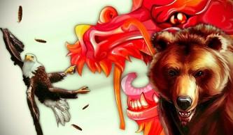 Вашингтон заставляет Россию и Китай объединиться против США