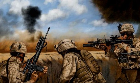 NI: Американский спецназ подрывает авторитет остальных вооруженных сил США