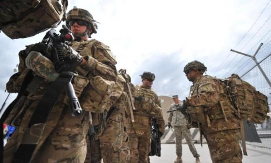 США перебрасывают технику и оборудование из Ирака в Сирию