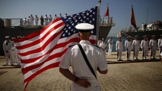 Моряки ВМФ США очень боятся воевать по-настоящему