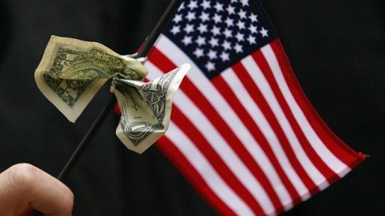 Компании США потеряли один триллион долларов за пять дней