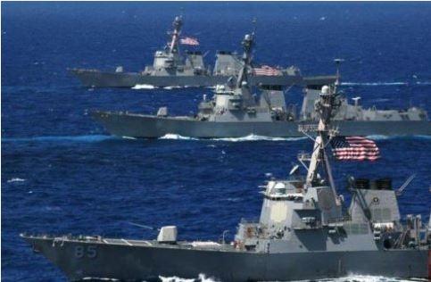 США намерены прекратить доминирование ВМФ Китая в водах юго-восточной Азии