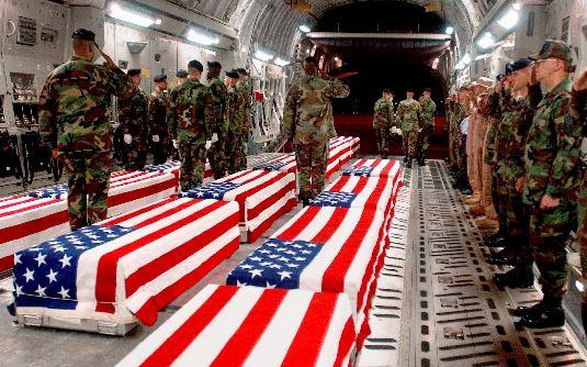 США потеряли в Сирии еще 20 военнослужащих, десятки получили ранения