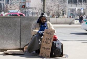 ООН зафиксировала рост бедности населения США