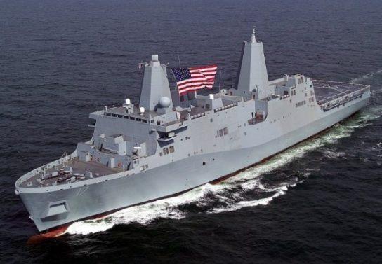 Американцы назвали новые корабли ВМФ США «плавающей кучкой мусора»
