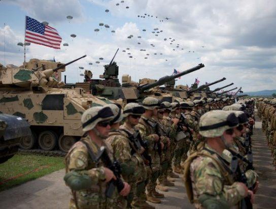 Семьсот американских солдат будут защищать Норвегию от России
