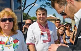 Раскрыта подоплека возвращения Саакашвили на Украину