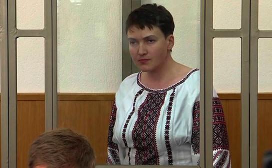 Надежда Савченко попросилась обратно в российскую тюрьму