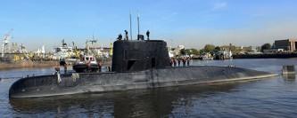 Аргентина поблагодарила Россию за помощь в поисках подлодки «Сан Хуан»