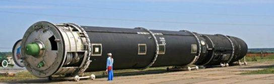 Минобороны проводит завершающие испытания МБР РС-28 «Сармат»