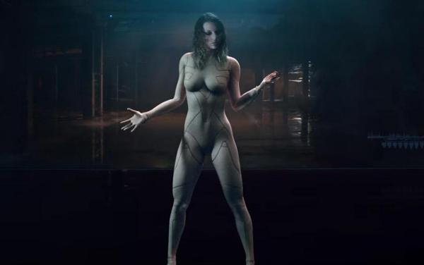 Сексуальный робот в исполнении Тейлор Свифт