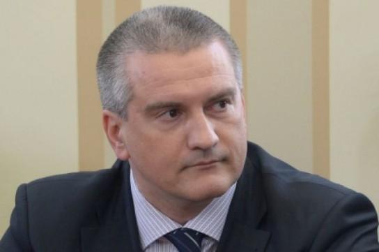 Глава Крыма прокомментировал предложение Порошенко лишить крымчан украинского гражданства