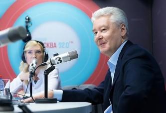 Собянин рассказал о транспортном диаметре, о благоустройстве, о развитии промышленности и росте туристов в Москве
