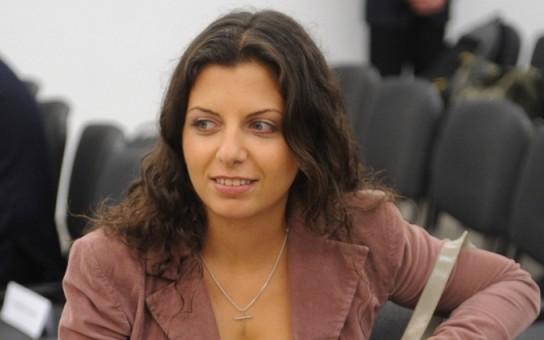 Симоньян рассказала о притеснении российских СМИ в Германии