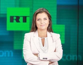 Маргарита Симоньян пожелала удачи Европарламенту в борьбе с RT