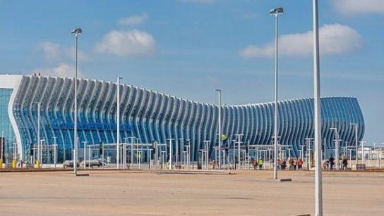 Украинцы назвали фантастическим новый аэропорт в Крыму