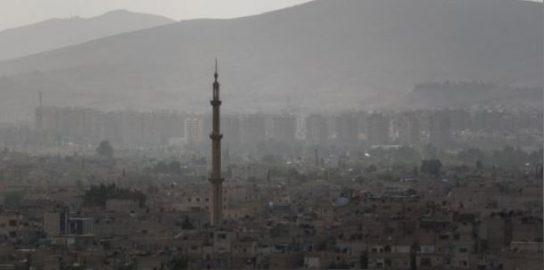 Сирийские власти восстановили полный контроль над всей провинцией Дамаск