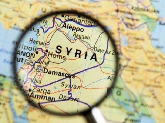 Лавров и де Мистура обсудили ситуацию в Сирии